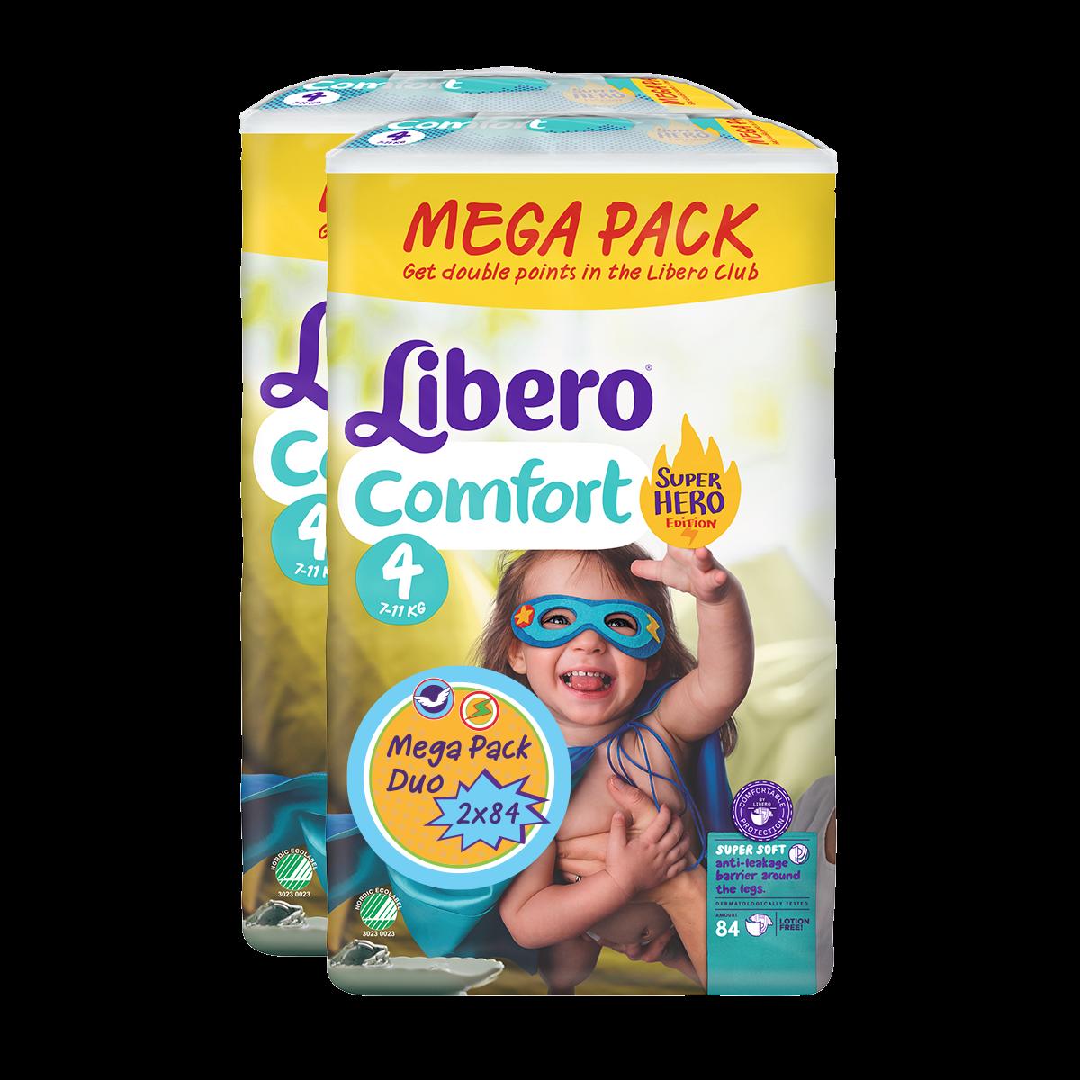 Libero Mega Duo Pack pelenka