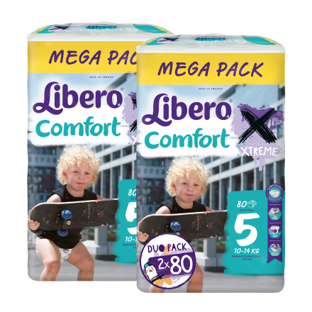 Libero Comfort Mega Duo Pack pelenka