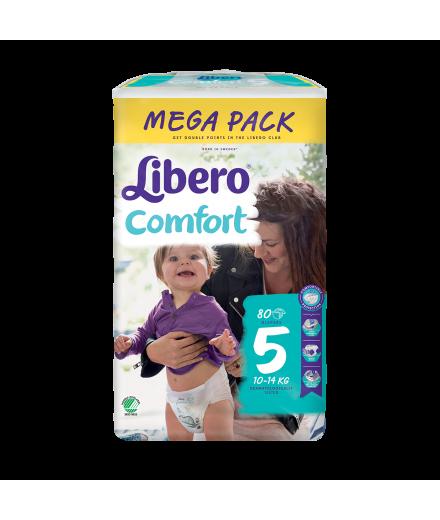 Libero Newborn és Comfort Mega Pack pelenka