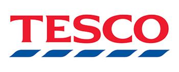 Tesco logó